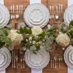 Una boda en blanco: tendencias en inspiración