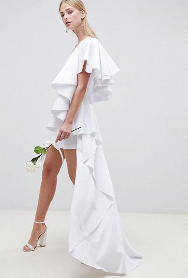 venta de tienda outlet invicto x mejor servicio vestido-asimetrico-novia-asos-boda-civil-evento.love - Blog ...