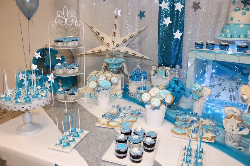 dulces de baby shower