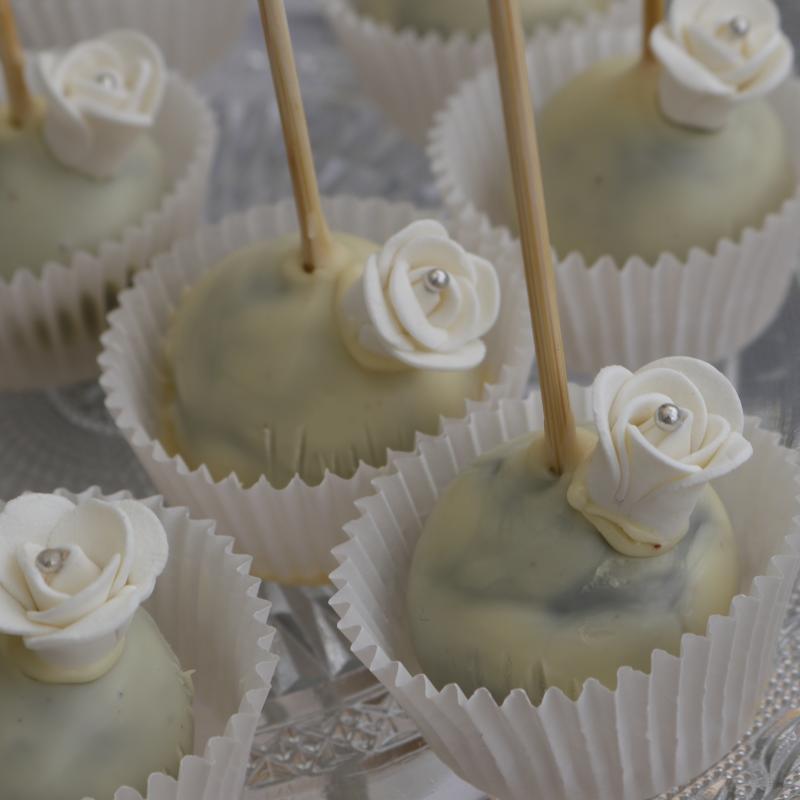 dulces de boda