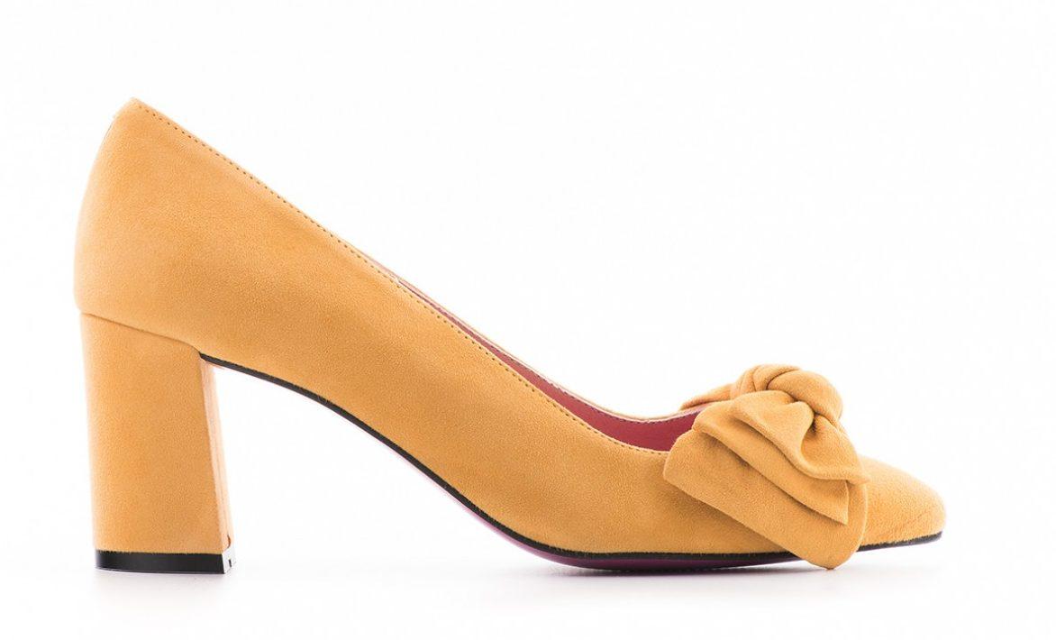 zapatos para una novia de otoño