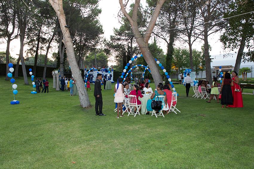 bautizo y comunión en Madrid