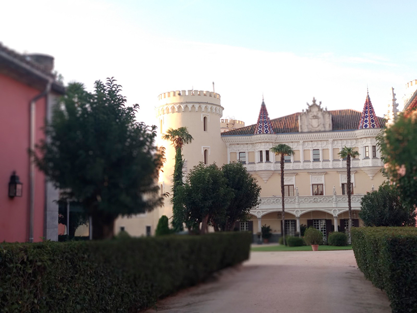 Boda en Castillo de Viñuelas
