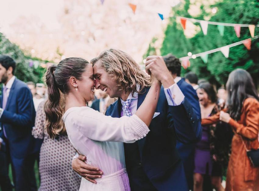 boda de Marta Pombo