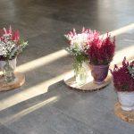5 ideas para una decoración de boda otoñal