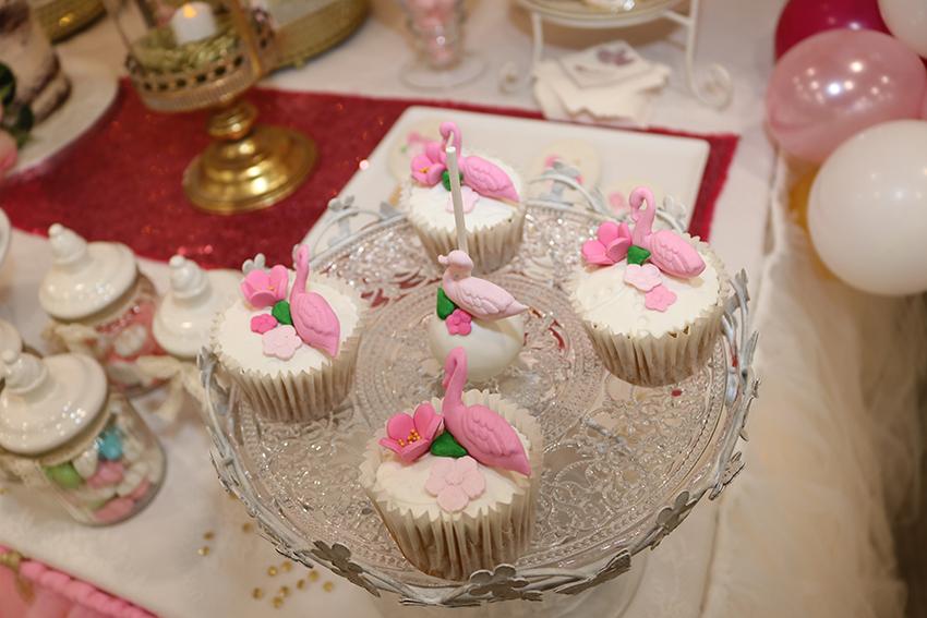 cumpleaños de cisnes