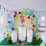 El cumpleaños de Peppa Pig de Monchito, ¡su temática favorita!