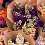 5 centros de flores originales para tu evento
