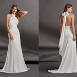 5 vestidos de novia con espalda de ensueño