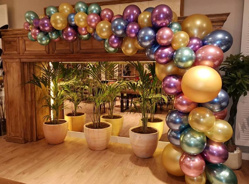 decoracion globos temática bodas eventos bautizos comuniones wedingplanner