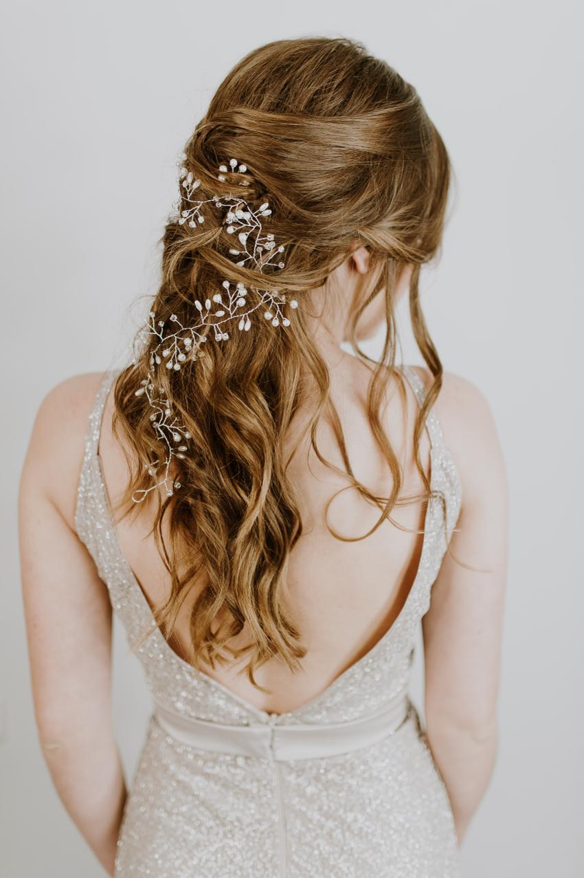 peinados novias elegantes estilos diseños wedding style