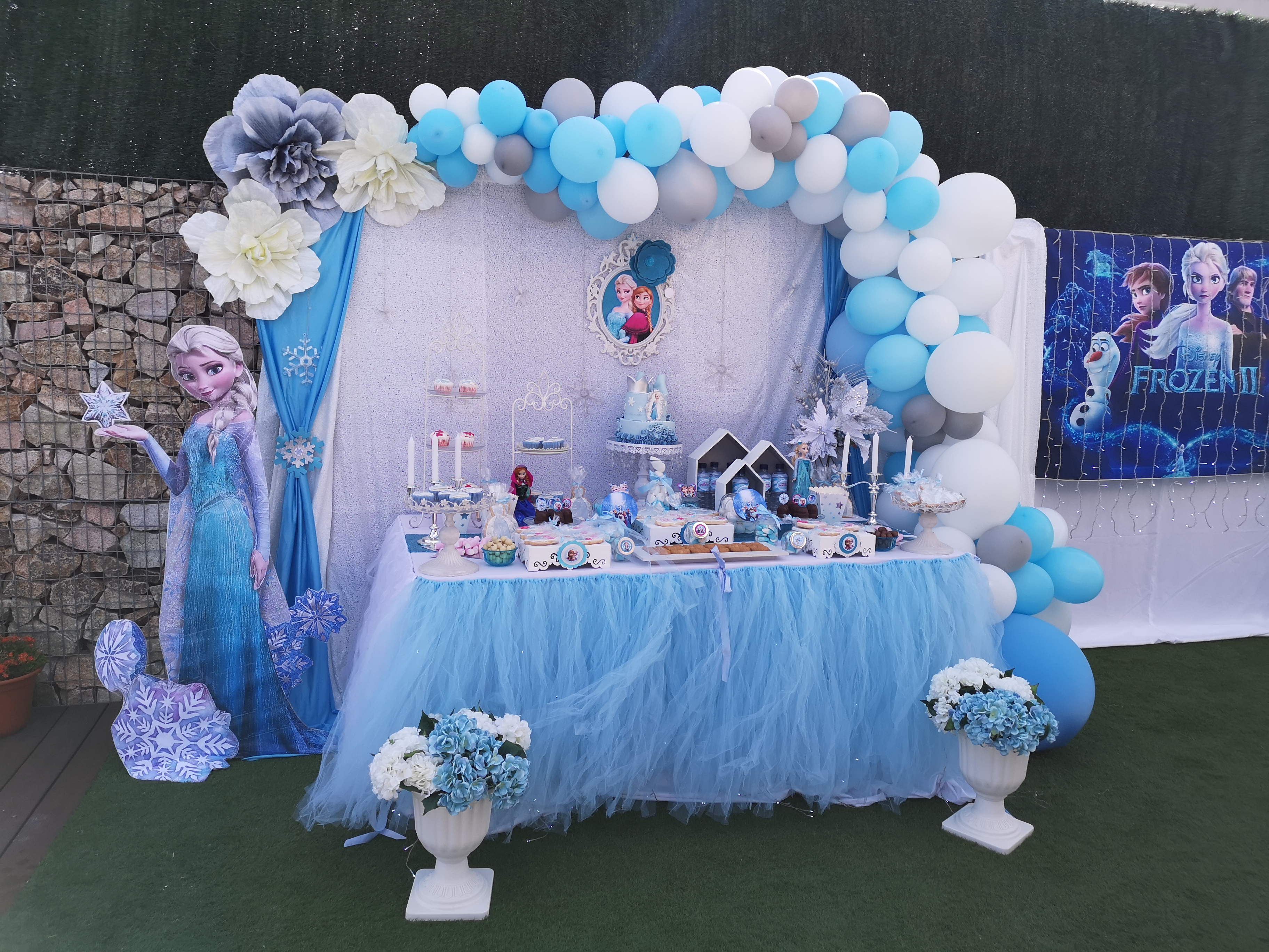 eventolove cumpleaños frozen eventplanners organizacion de cumpleaños