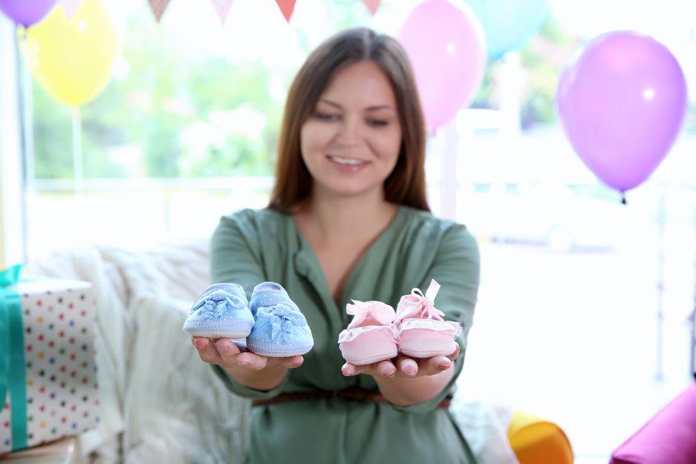 anunciar embarazo baby shower fiesta del bebe
